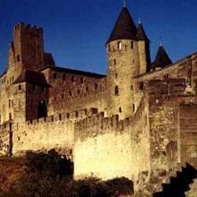 Les chateaux du Moyen Age