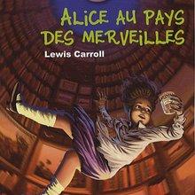 Livre : Alice au pays des merveilles