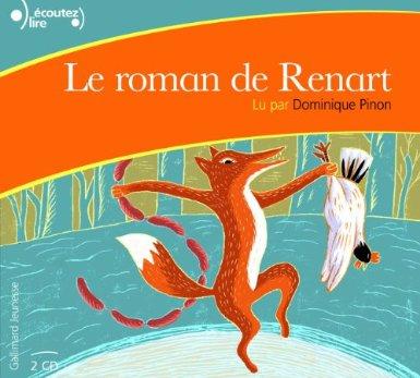Livre : Le roman de renart.