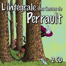 Livre : Les contes de Perrault (contes à écouter)