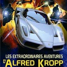 Livre : Les extraordinaires aventures d'Alfred Kropp
