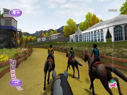 Pony Friends 2 - course de poneys