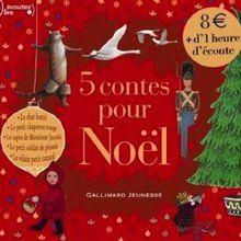 Livre : 5 Contes pour Noël