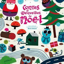 Livre : Contes et merveilles de Noël