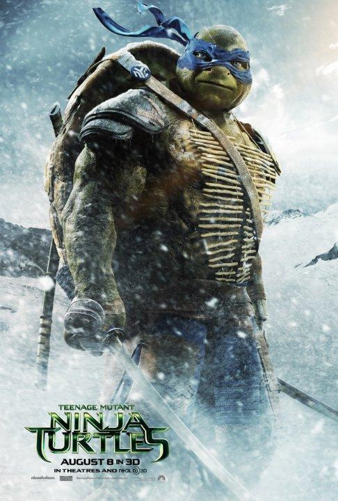 Le nouveau film des tortues ninja - Dessin anime des tortues ninja ...