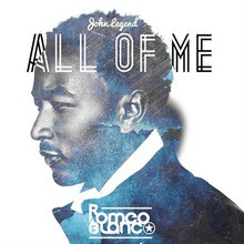 Chanson : All of me - John Legend
