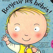 Livre : Bonjour les bébés !