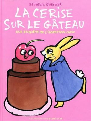 Livre : La cerise sur le gâteau