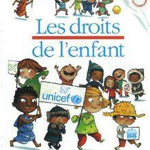 Livre : Les droits de l'enfant