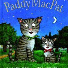 Livre : PADDY MACPAT