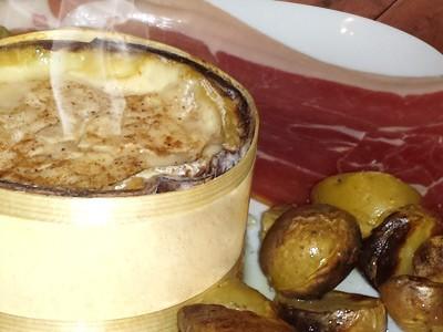 Le Mont d'Or chaud (recette de fromage)