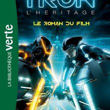 Livre : Tron-Le Roman du film