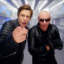 Chanson : Austin Mahone - Mmm yeah feat Pitbull