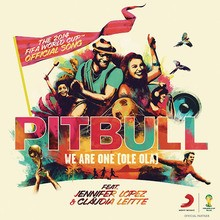 Chanson : Pitbull - We are one (Ole ola)