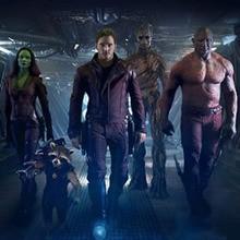 Casse-tête : Les 5 gardiens de la galaxie