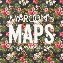 Chanson : Maroon 5 - Maps
