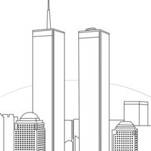 World trade Center - Les Twin Towers