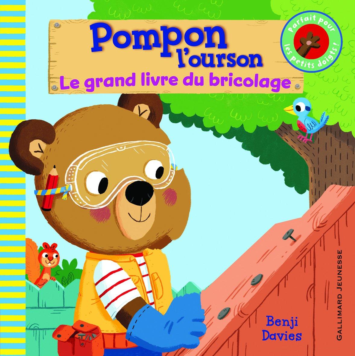 Contes Pour Enfants Pompon L Ourson Le Grand Livre De