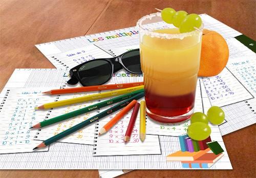 Activites Manuelles Le Cocktail De Crayons De Couleur Fr Hellokids Com