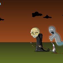 Fond d'écran : La Mort