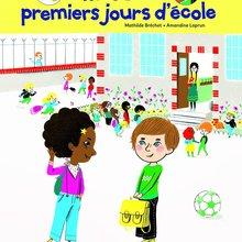 Livre : Mes 100 premiers jours d'école : Ma rentrée au CP