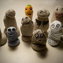 Activité : Les monstres d'Halloween