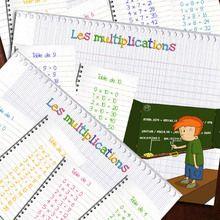 Les sets de table mathématiques