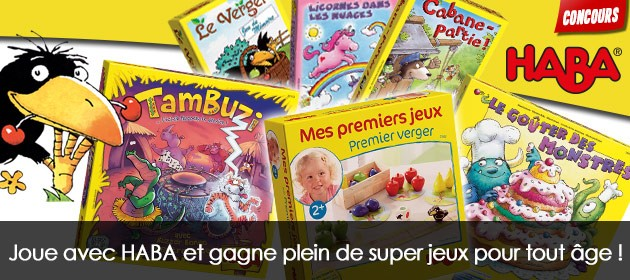 Concours HABA