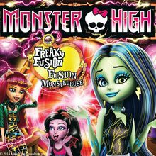 Monster High - Fusion Monstrueuse