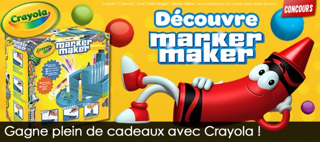 COPIE DE Crayola
