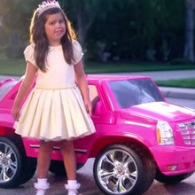 Chanson : Sophia Grace - Girls just gotta have fun