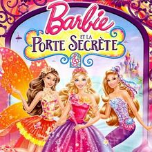 barbie en super princesse barbie et la porte secrte