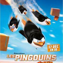 Extrait des Pingouins de Madagascar