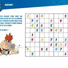 Jeu : Sudoku Hello Maestro