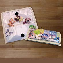 Une pochette pour ranger tes Littlest Pet Shop