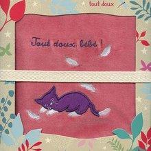 Tout doux, bébé !: Mon livre en tissu tout doux
