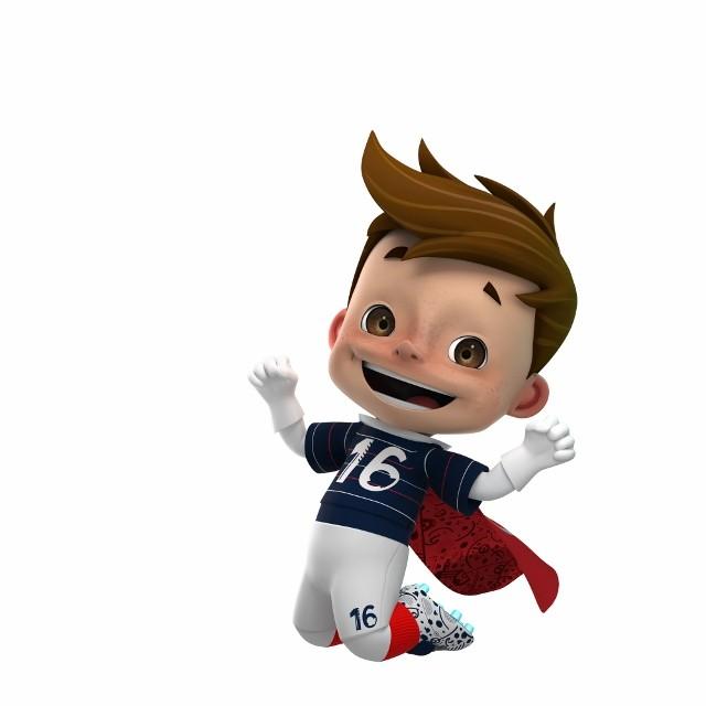 Mascotte de l'EURO 2016 : Driblou, Goalix ou Super Victor ?