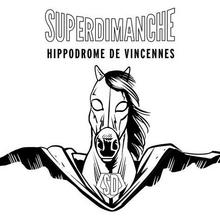 Coloriage : Superdimanche à colorier