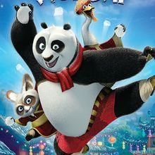 Kung-fu Panda : Bonnes fêtes