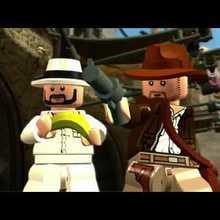 Jeu vidéo : Vidéo du jeu LEGO INDIANA JONES 2 : L'aventure continue