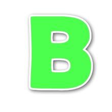 Jeu de lecture : Le son B - fiche 3