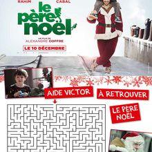 Labyrinthe film Le Père Noël