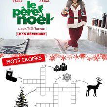 Mots-croisés Le Père Noël, le film