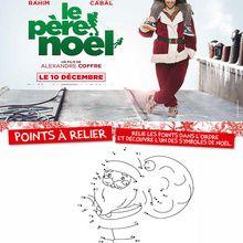 Points à relier Le Père Noël, le film