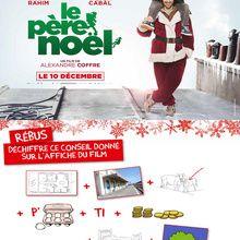 Rébus Le Père Noël, le film