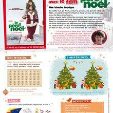 Jeux Le Père Noël, le film