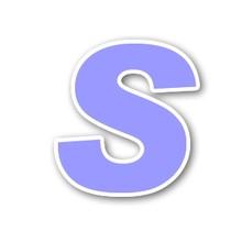 La lettre S