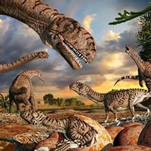 Jeu de mots mêlés : Les dinosaures