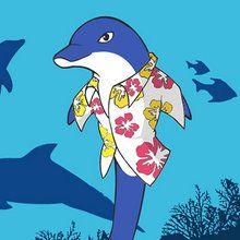 Jeu : Habille ton dauphin !