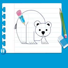 Dessiner un ours